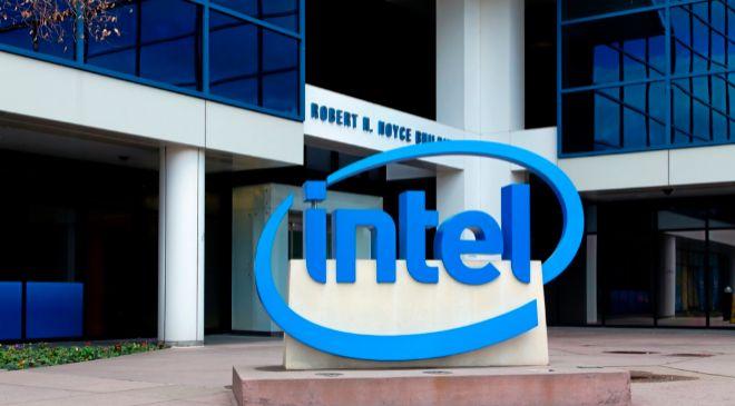 Cuartel general de Intel en Santa Clara (California)