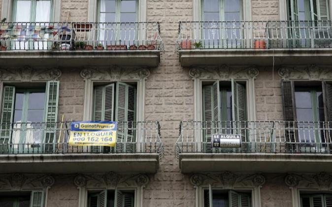 Pisos en alquiler en el centro de Barcelona