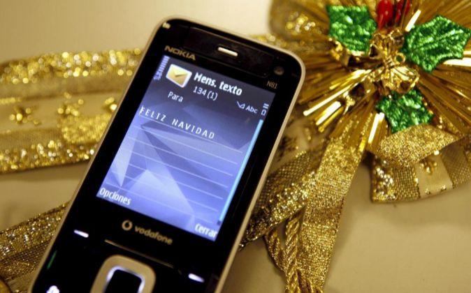 El SMS fue un auténtico 'boom' social en España.