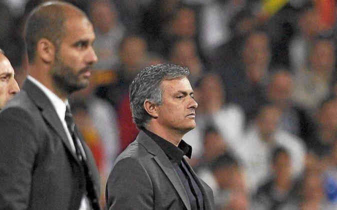 Mourinho y Guardiola se enfrentarán en la Premier que empieza este...
