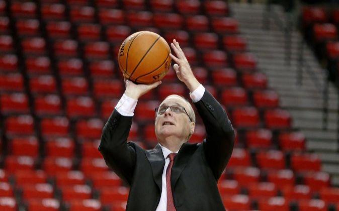 Paul Allen es el dueño de los Portland Trail Blazers, de la NBA....
