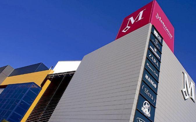 Centro comercial Metromar, situado en Mairena del Aljarafe (Sevilla).