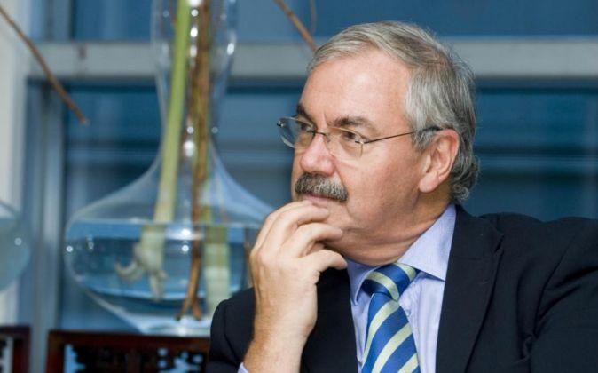 Peter Erskine, consejero de Telefónica y ex consejero delegado y ex...