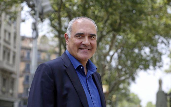 Rafael Román, director general de Polti para España y Portugal.