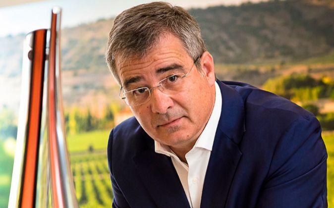 Jordi Segura es el máximo responsable en España de la firma con sede...