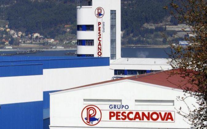 Instalaciones de Pescanova en Redondela