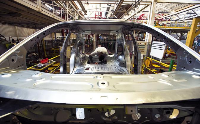Fábrica de Montaje de Renault Valladolid