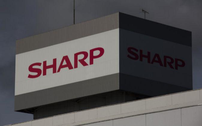Sede de Sharp en Yaita, Japón.