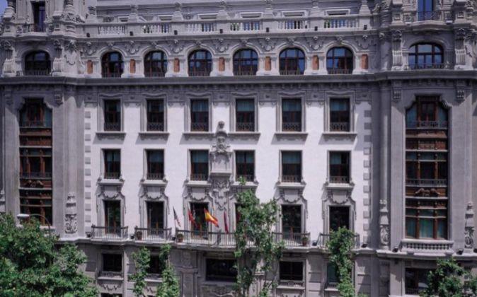Fachada del NH Collection Madrid Abascal en la capital.