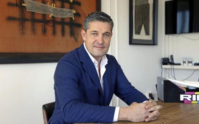 Xavier Meseguer es el fundador y consejero delegado de KPsport, con...