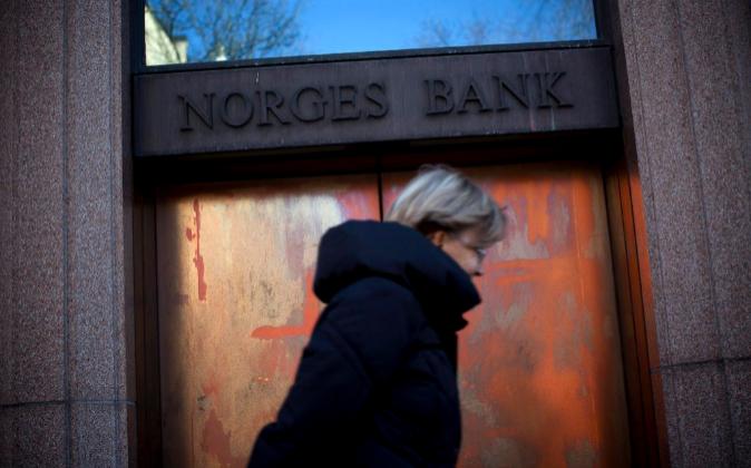 El banco público Norges Bank Investment Management (NBIM) es el...