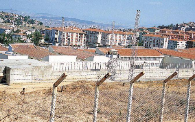 La cárcel de Kartal en Estambul.