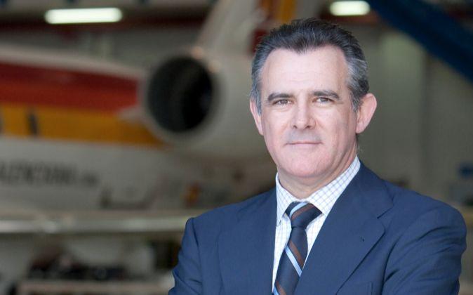 Javier Serratosa, expresidente de Air Nostrum y nuevo consejero.
