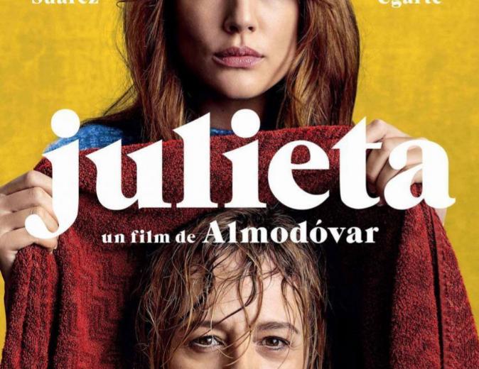 "Imagen promocional de ""Julieta"""