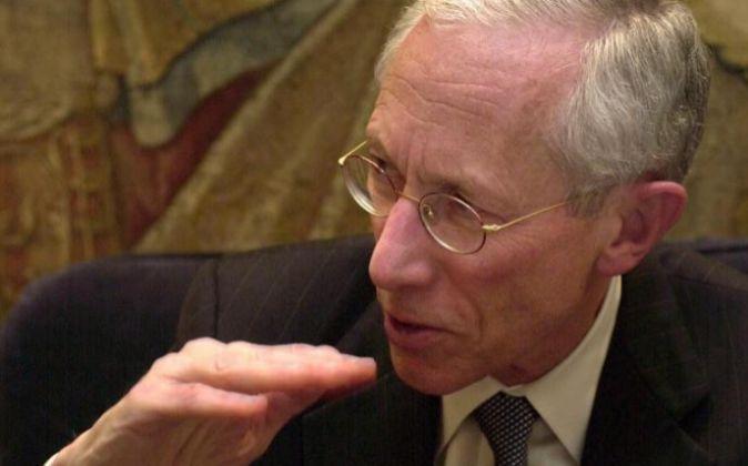Stanley Fischer, en una foto de archivo.