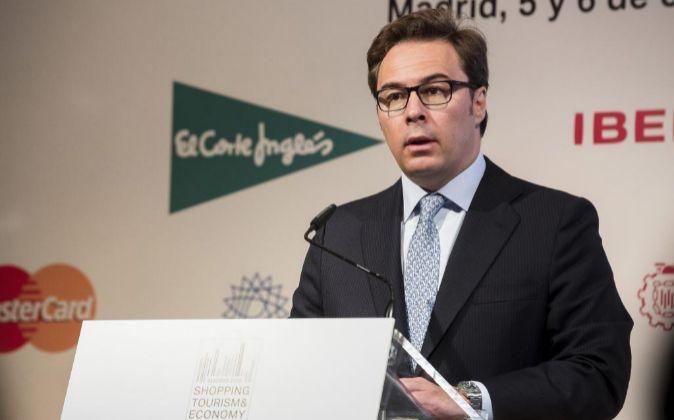 Dimas Gimeno, presidente del Grupo Corte Inglés.