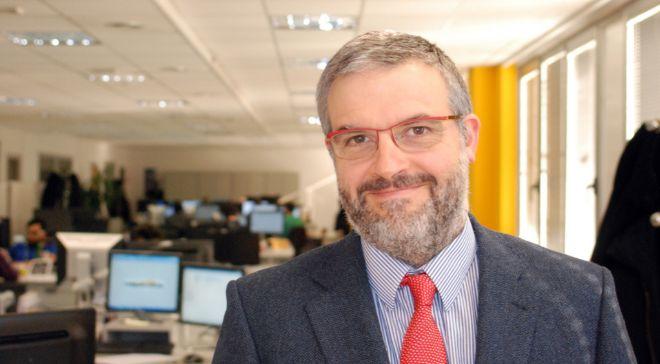 Unai Elosegui, cofundador y director general de Hispavista.