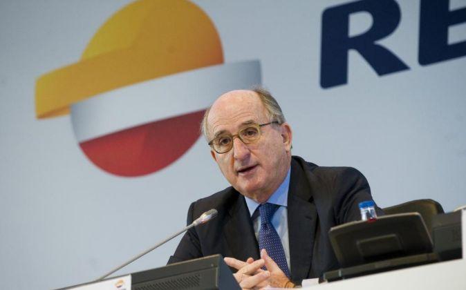 Antonio Brufau es presidente de Repsol.