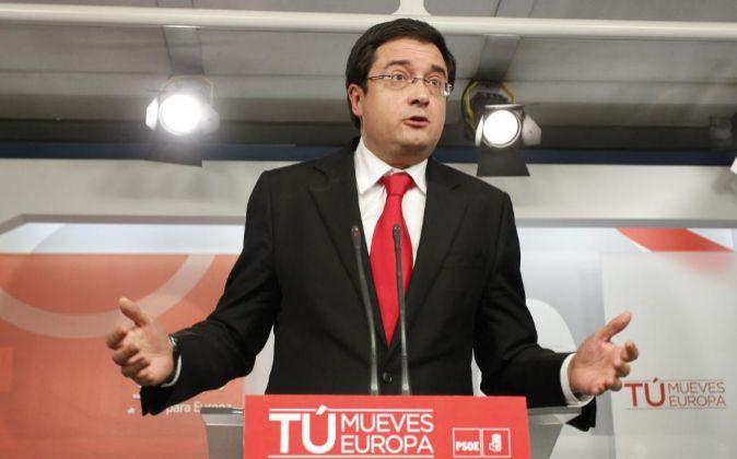 Óscar López, en una foto de archivo.