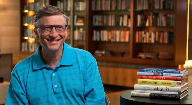 El fundador de Microsoft, Bill Gates.