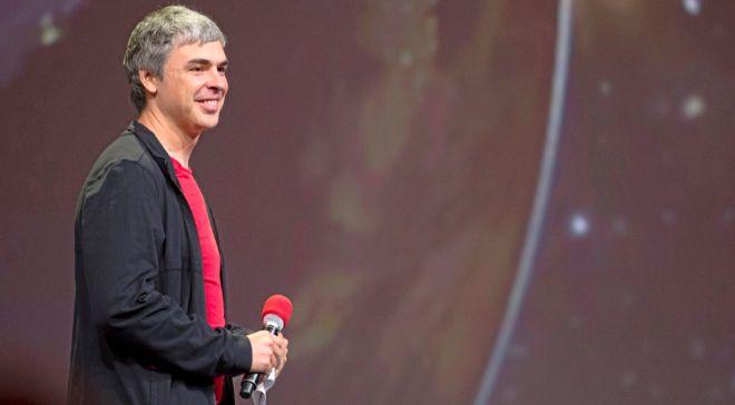 Larry Page es cofundador de Google, y en la actualidad es el primer...
