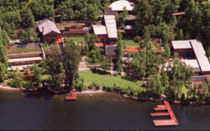 La Mansión Medina, residencia de Bill Gates