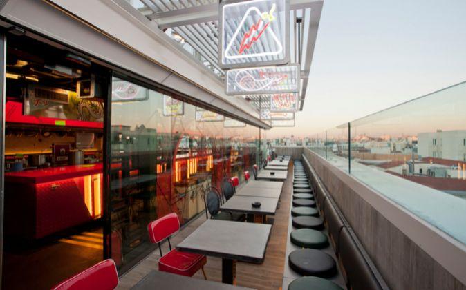 StreetXO, la variante más informal del restaurante DiverXO, está...