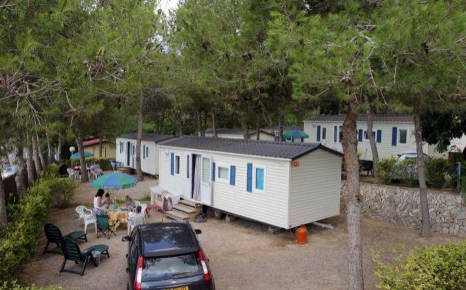 Camping Vilanova Park.