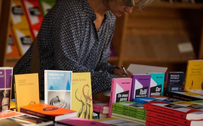 La Setmana del Llibre en Català arrancará el viernes.
