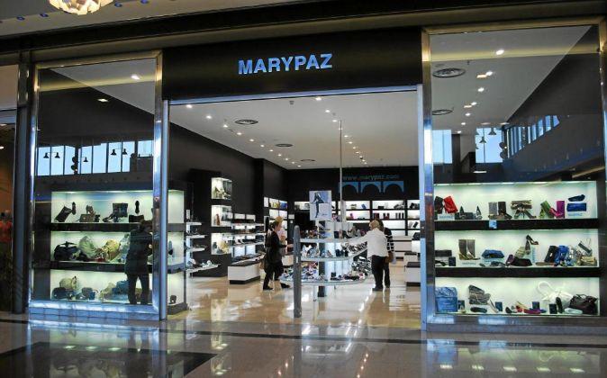 Zapatería Marypaz.