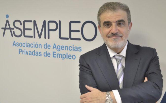 Andreu Cruañas, presidente de Asempleo.