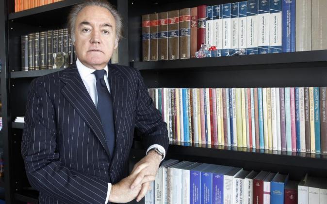 César Albiñana, socio director de CMS en España.