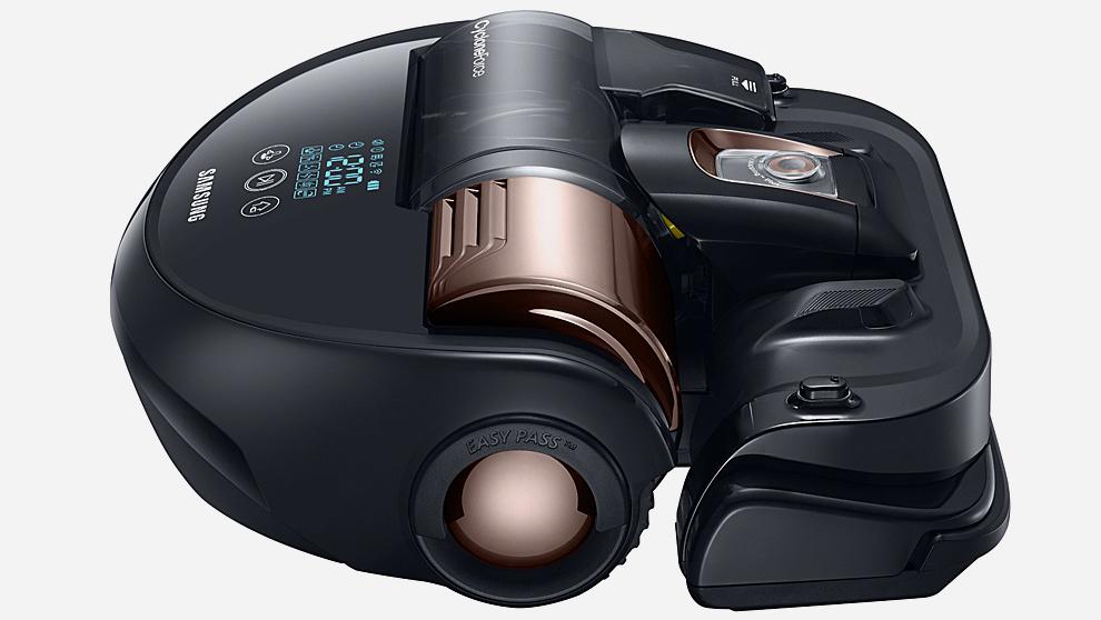 El robot aspirador Powerbot VR9000 de Samsung
