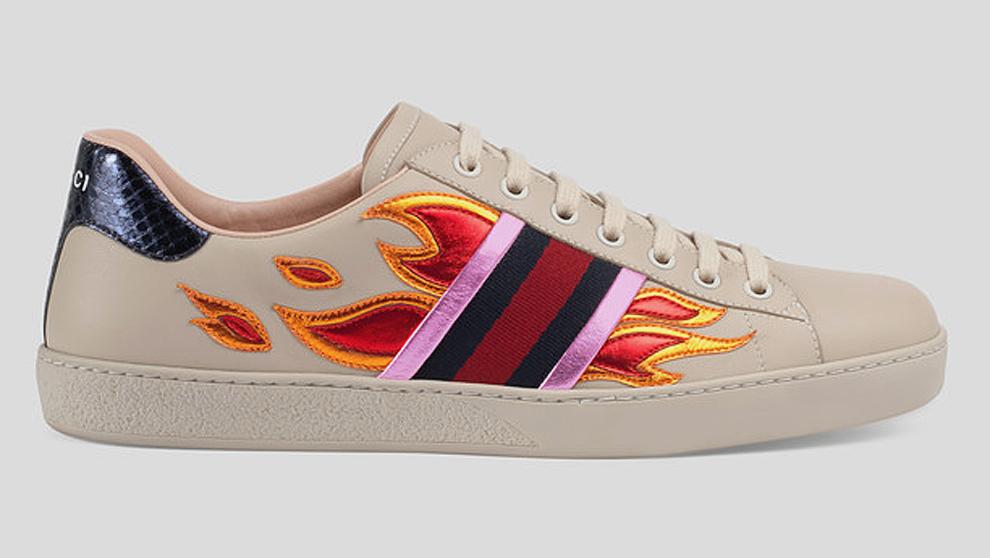 Alessandro Michele, director creativo de Gucci, lanza las sneakers...