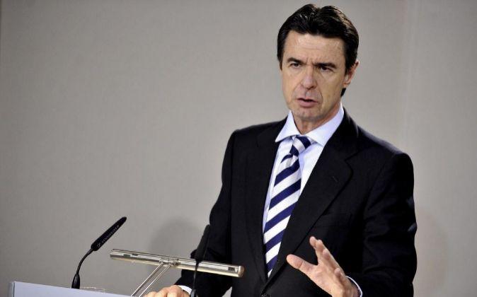 El ministro de Industria, Energía y Turismo José Manuel Soria.