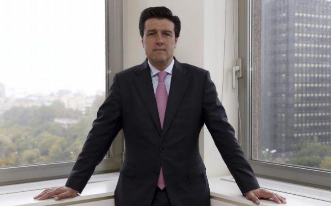 El presidente de la socimi Merlin Properties, Ismael Clemente.