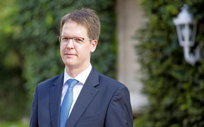 Franz Heukamp, nuevo director general del IESE