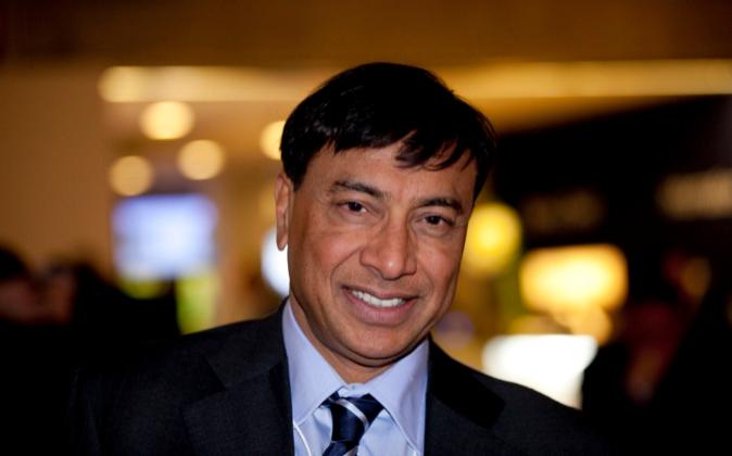 Lakshmi N. Mittal, presidente de la compañía.