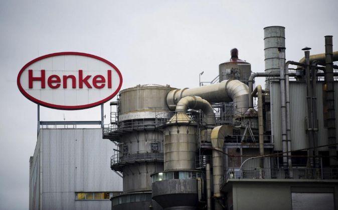 Planta de Henkel.
