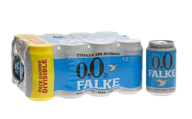 Cerveza Falke.