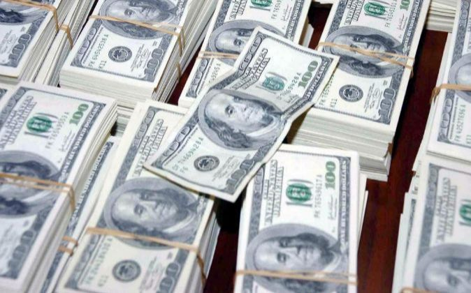 Imagen de billetes de dólares