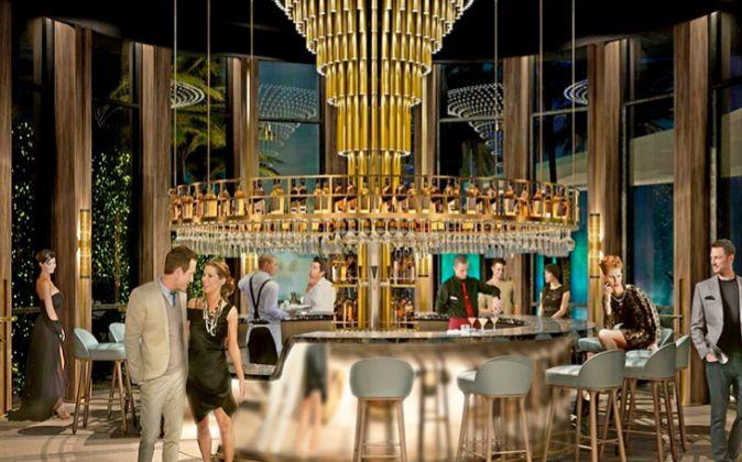 El restaurante estará en el Ritz-Carlton Hotel de Miami Beach. Su...