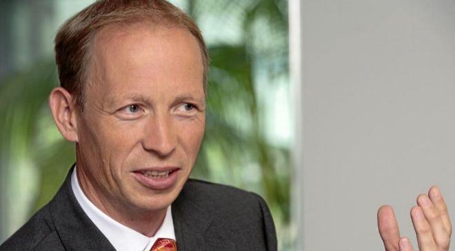 Markus Borchert, presidente de Nokia Europa