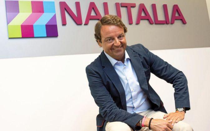 Rafael García Garrido, director general de Nautalia.