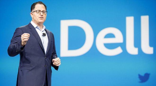 Michael Dell, fundador y consejero delegado de Dell Technologies.