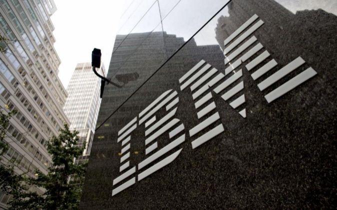 Sede de IBM en Nueva York.