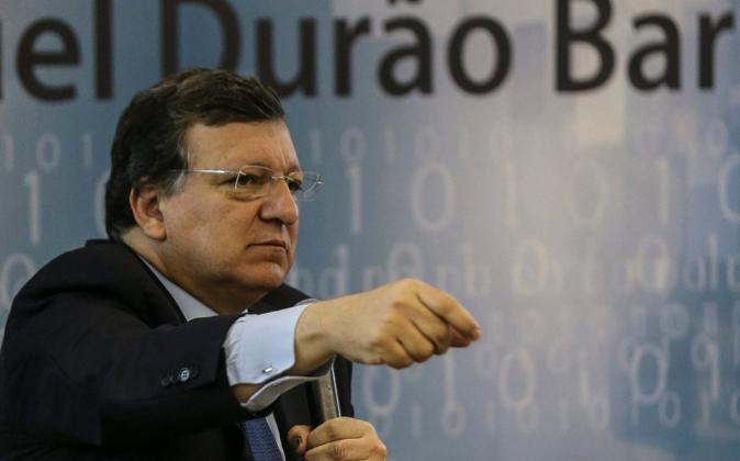 El expresidente de la Comisión Europea, José Manuel Durao Barroso.
