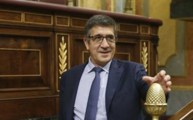 El socialista Patxi López, nuevo presidente de la Comisión de...