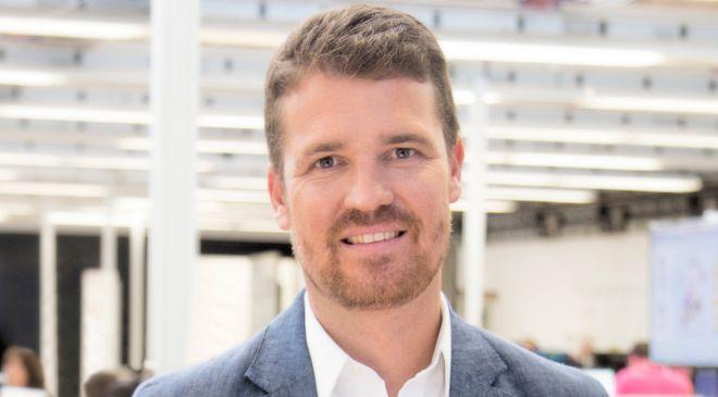 Alberto Serrano, director general de Grupo Vente-privee en España.