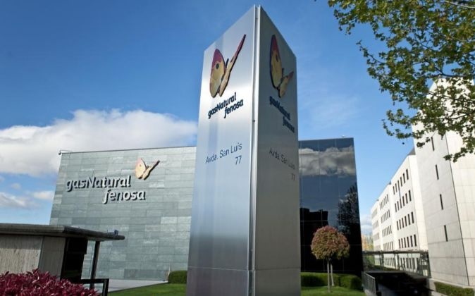 Sede Gas Natural Fenosa en Madrid.
